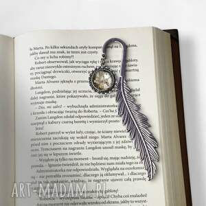 hand-made zakładki zakładka do książki steampunkowy