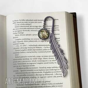 eleganckie zakładki zakładka do książki steampunkowy