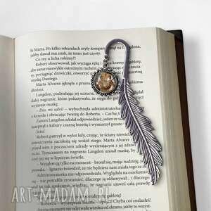 zakładki zakładka do książki steampunkowa
