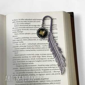nietypowe zakładki zakładka do książki harry potter