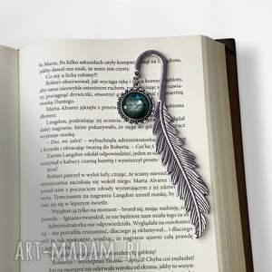 eleganckie zakładki zakładka do książki z krainy czarów