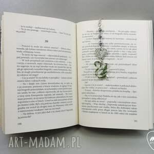 srebrne zakładki zakładka 0614 - do książki