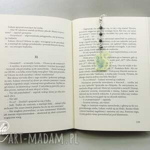 żywica zakładki 0697 - zakładka do książki