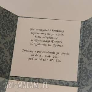 zaproszenie komplet zaproszeń komunia
