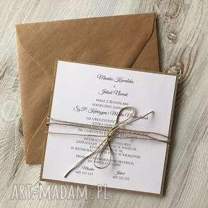 urokliwe zaproszenie na ślub