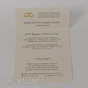 zaproszenie zaproszenia na ślub