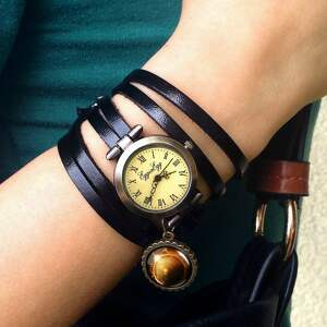 azteckie zegarki wzorki