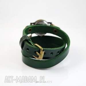 wyjątkowe zegarki bransoletka, zegarek - mech