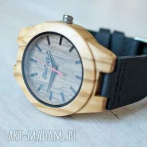 brązowe zegarki damski drewniany zegarek osprey