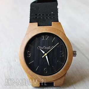 zegarki drewniany damski zegarek blackbird