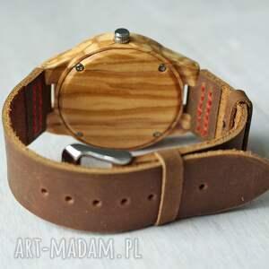 niepowtarzalne zegarki drewniany damski zegarek linnet