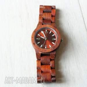zegarki elegancki damski drewniany zegarek seria mini