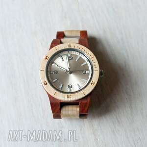 drewniany zegarki damski zegarek seria mini