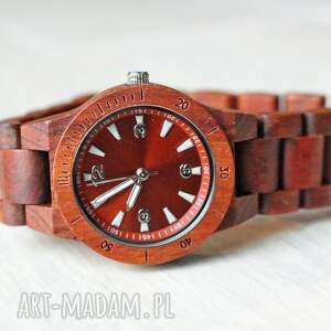 hand made zegarki elegancki damski drewniany zegarek seria mini