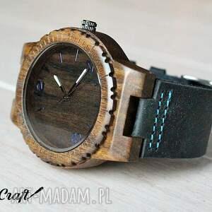 wyraziste zegarki zegarek drewniany hawk