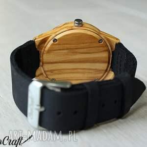zegarki zegarek drewniany olive wood