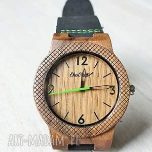 zegarki zegarek drewniany oak eagle