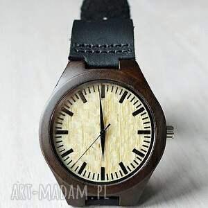 wyjątkowe zegarki zegarek drewniany z sandałowca, na