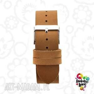 zegarki wycinanka drewniany zegarek folk