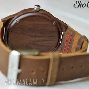 hand-made zegarki zegarek drewniany starling