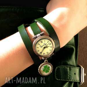 drzewo zegarki zielone gondoru