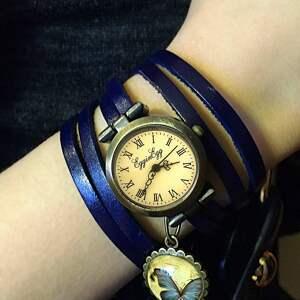 zegarki księżyc jednorożec - zegarek / bransoletka