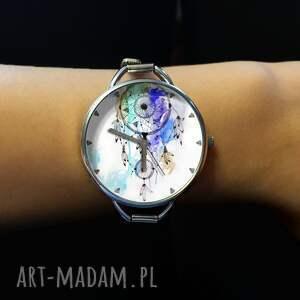 gustowne zegarki zegarek łapacz snów ii - z dużą