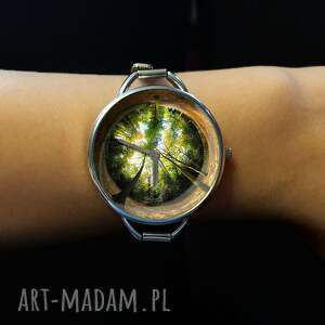 zegarki zegarek las - z dużą tarczką 0119ws