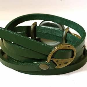 wyjątkowe zegarki las - zegarek / bransoletka