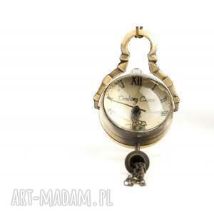hand made zegarki zegarek mała kulka (golden)