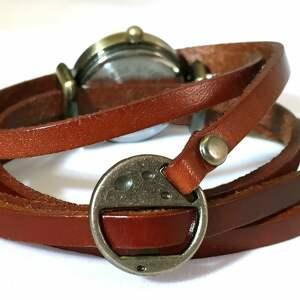 niepowtarzalne zegarki zegarek mandala - / bransoletka na