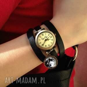 oko zegarki czerwone saurona - zegarek / bransoletka