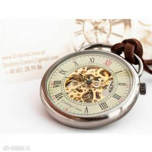 gustowne zegarki zegarek podróżnik w czasie