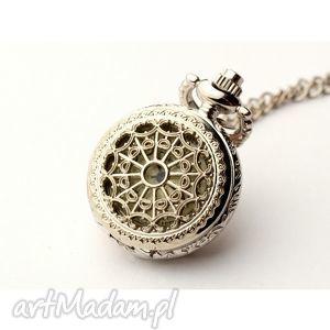 intrygujące zegarki zegarek promyczek czasu (silver)