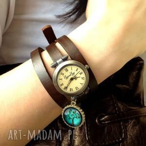 zegarki zegarek steampunkowy kot - /