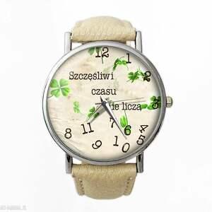 unikalne zegarki szczęśliwi czasu nie liczą