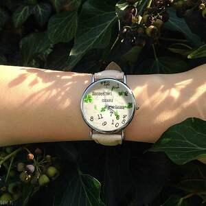 unikalne zegarki zegarek szczęśliwi czasu nie liczą