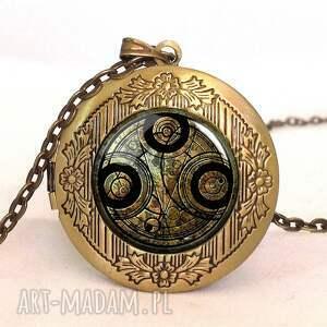 doctor zegarki time lord seal - zegarek /