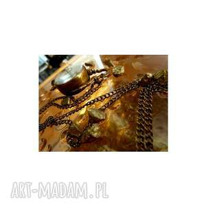 DrobinyCzasu zegarki: Drobina Czasu (golden) - zegarek