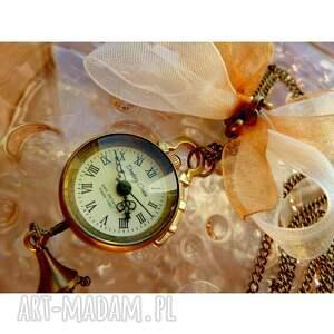 zegarki drobina czasu (golden)