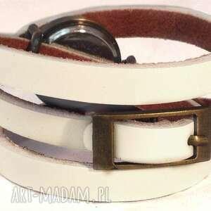 oryginalne zegarki zegarek wilk - zegarek/bransoletka