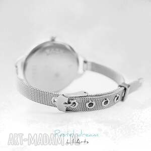 pomysł na prezent zegarek, bransoletka - złota rybka
