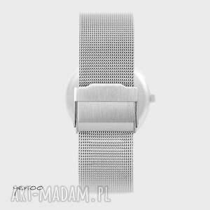 handmade zegarki zegarek bransoletka - płatek