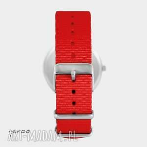 ręcznie wykonane zegarki zegarek, bransoletka - simple