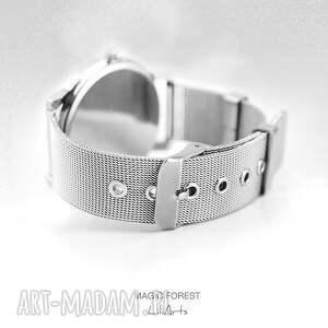 niekonwencjonalne zegarki bransoleta zegarek, bransoletka - czarny koń