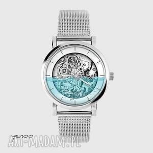 handmade zegarki zegarek zegarek, bransoletka - wodny