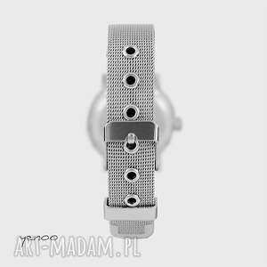 szare zegarki steampunk zegarek, bransoletka - wodny