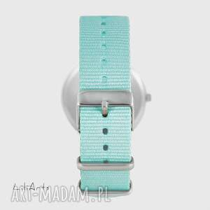 unikalne zegarki zegarek zegarek, bransoletka - biały koń