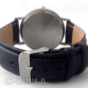 zegarki zegarek-damski zegarek damski z czarnym paskiem