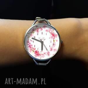 wyjątkowe zegarki zegarek-damski zegarek damski kwiaty
